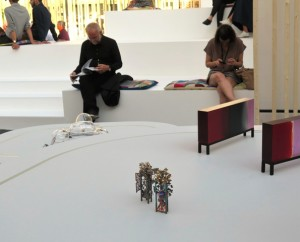 Grand Palais 10 -13 sept Relevations /Le Banquet/The Nordic Craft Pavilion